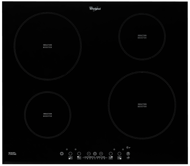 Whirlpool australia welcome to your home appliances for Plaque a induction whirlpool