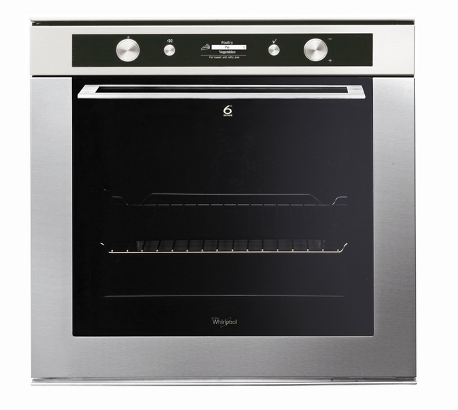 6th Sense Pyrolitic Oven Stainless Steel AKZM6600HIX