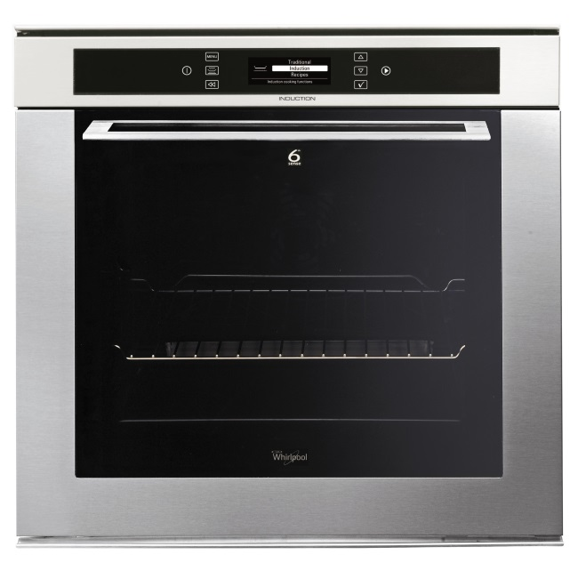 6th Sense Induction Oven with Starclean Stainless Steel AKZM8920HIX