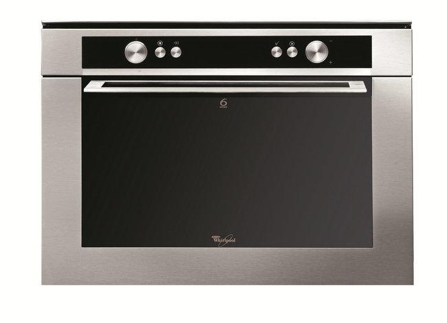 Built-In 60CM Crisp N' Grill 40L Microwave AMW836HIX