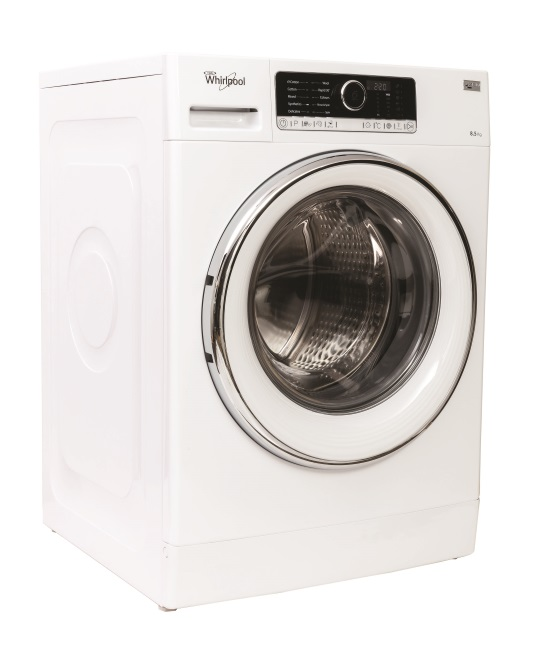 whirlpool front load washer instructions