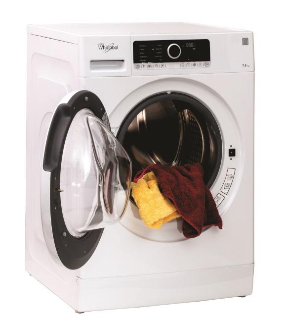 whirlpool front load washing machine