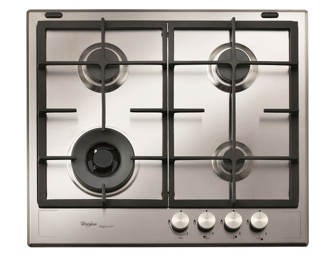 GMF6422IXL iXelium Coated Fusion Style 60cm Gas Cooktop
