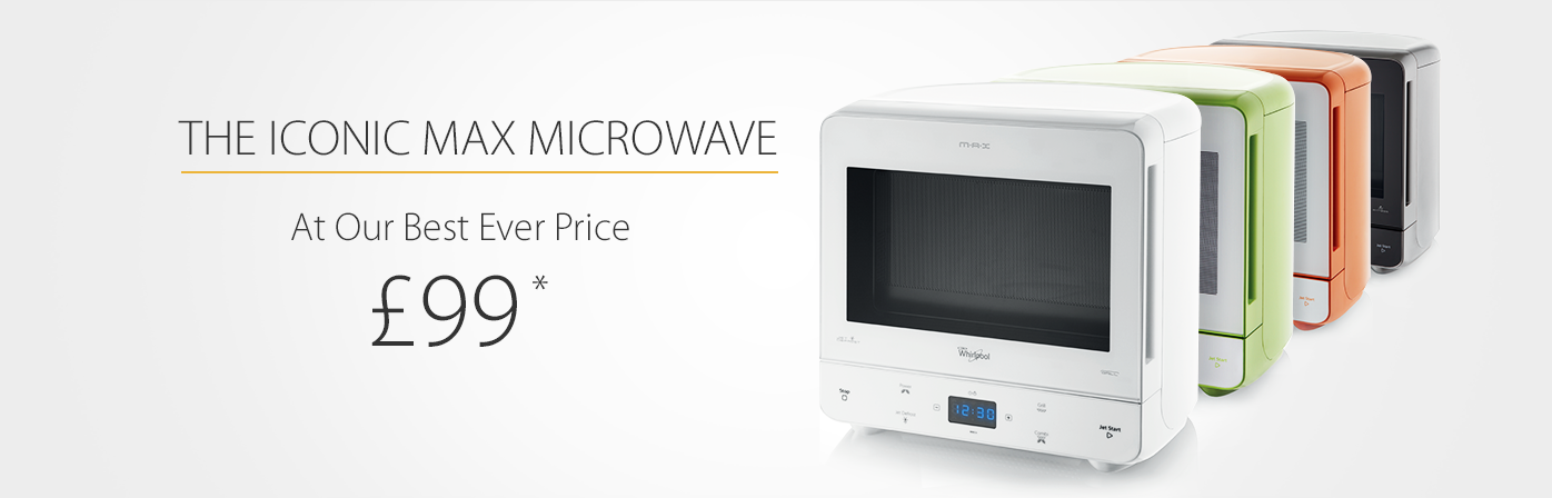 Promo Microwave Whirlpool Uk