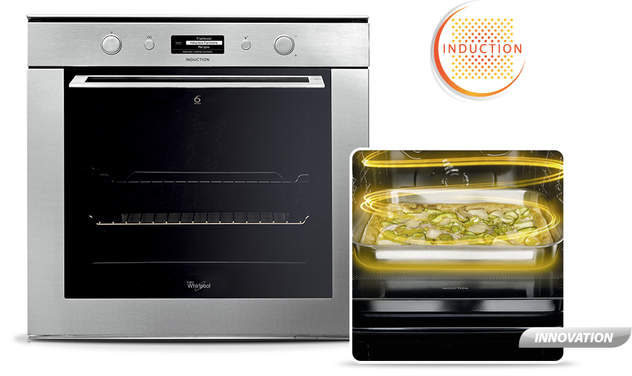 6th Sense Induction Oven Whirlpool Uk